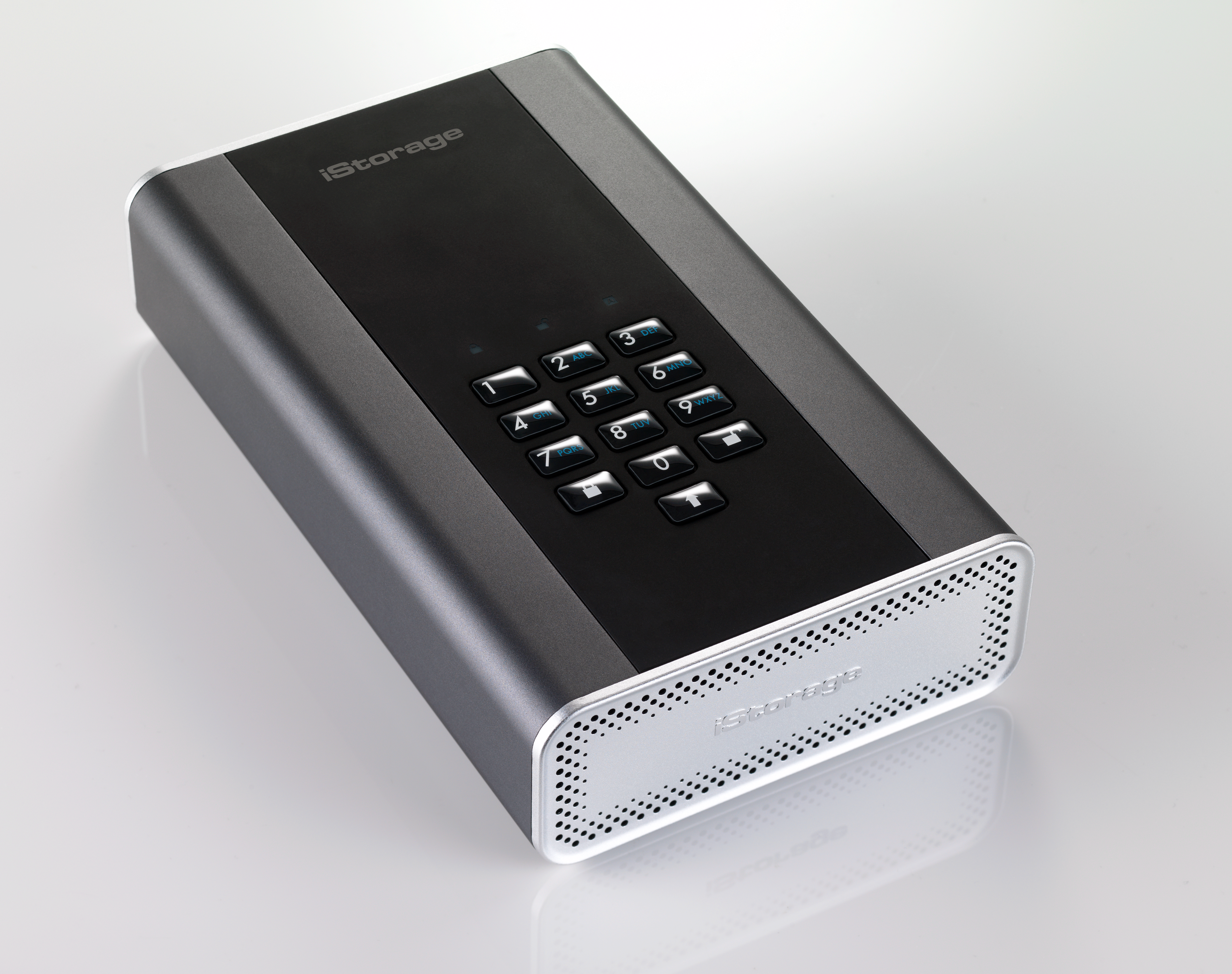 diskAshur DT² - Angle (2)
